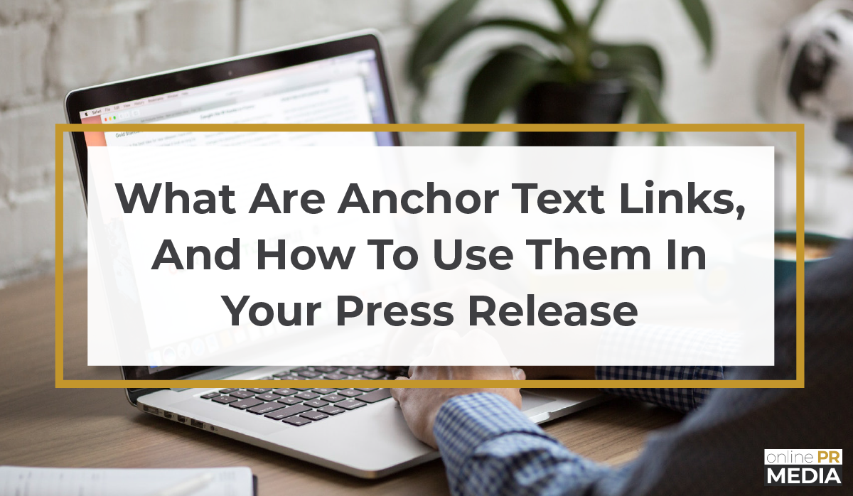 Anchor Text Links